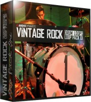 Vintage Rock Drum Loops - Pack 1
