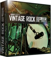 Vintage Rock Drum Loops - One Shots