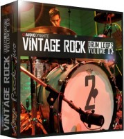 Vintage Rock Drum Loops - Pack 2