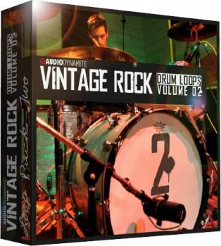 Vintage Rock Drum Loops - Pack 2