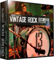 Vintage Rock Drum Loops - Pack 13